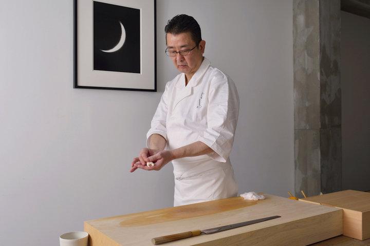 Sushi Yoshii (鮨 よしい)の写真