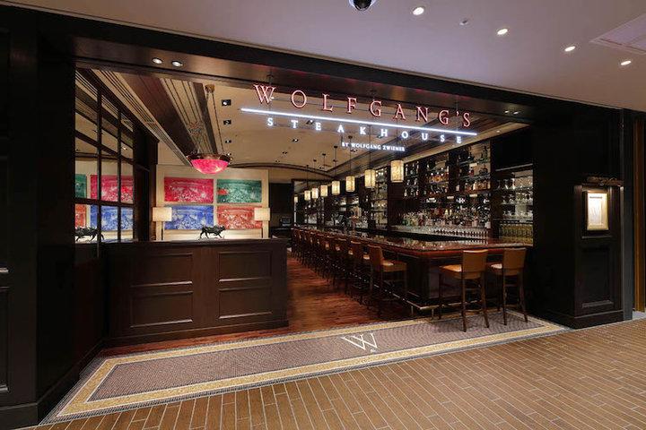 ウルフギャング・ステーキハウス 大阪店の写真