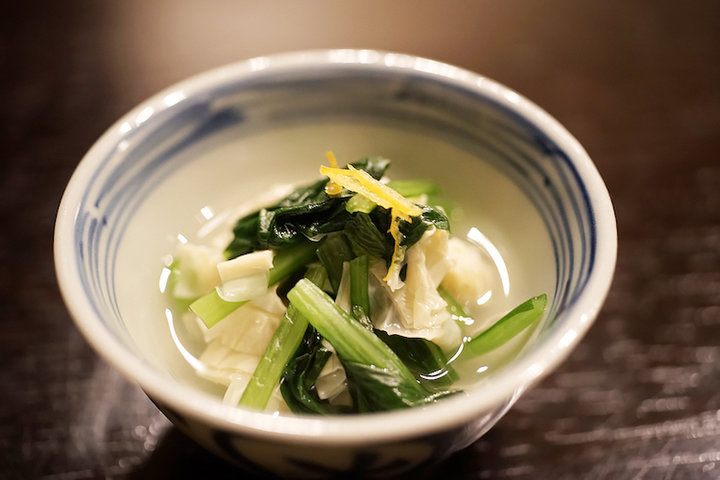 天ぷら割烹 なかじんの写真